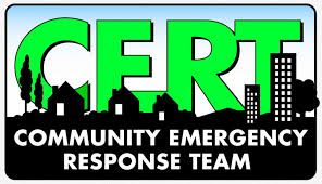 Image of the Community Emergency Response Team logo