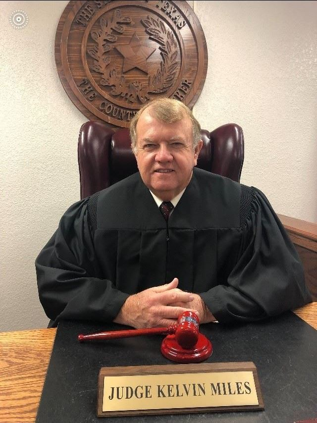 Image of JP 1 Judge Kelvin Miles
