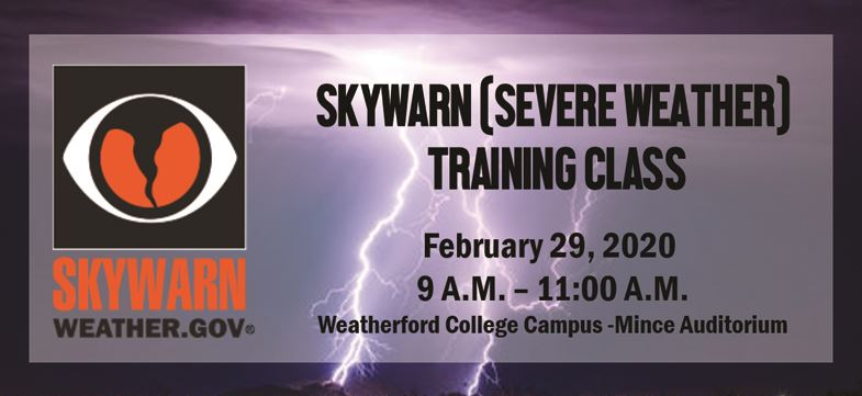 weather SKYWARN