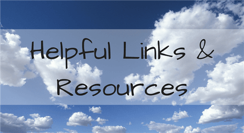 Helpful Links - Resources
