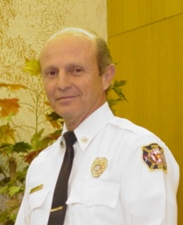 Fire Marshal Kurt Harris